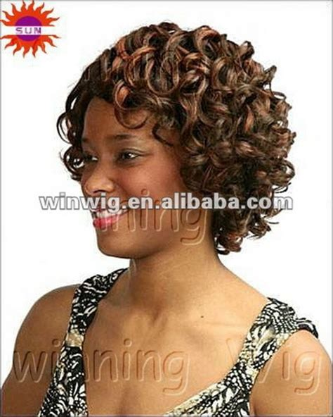 short curly weave hairstyles 2013 short curly weaves hairstyles for black women weave