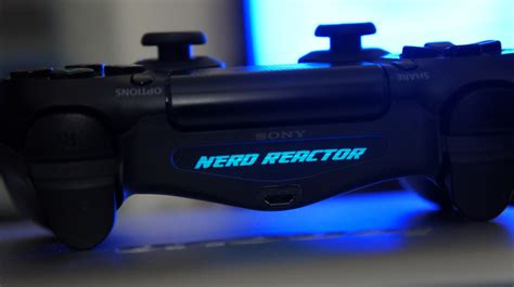 Ps4 Light Bar by Review Ps4 Light Bar Decal Improves On The Dualshock 4