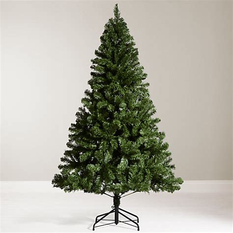 trees lewis buy lewis the basics festive fir tree 6ft