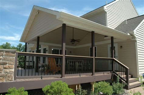 Adding Roof On Deck - unique deck requests deck talk