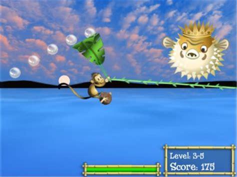 swinging monkey game tropix pc review