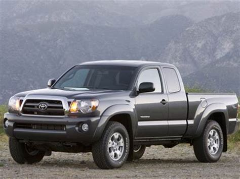 2010 toyota tacoma access cab | pricing, ratings & reviews