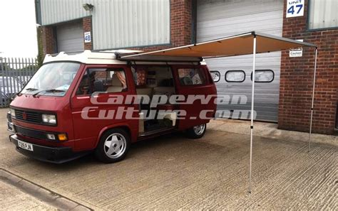 Vw T25 Awning by Vw T25 T3 Vanagon Arb 2500mm X 2500mm Awning With Cvc