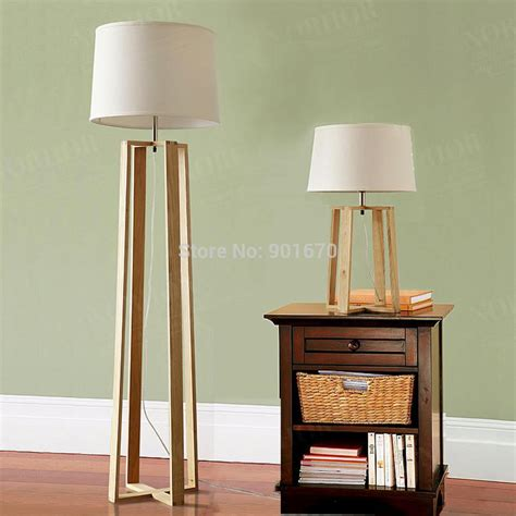 table l with lighted base free shipping modern simple bedroom desk light logs of
