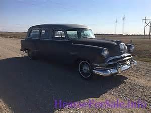 1954 Cadillac Hearse For Sale 1954 Pontiac Hearse Hearse For Sale