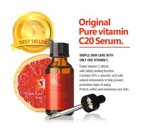 vitamin c serum korea dawn lee skincare korean best selling skincare products