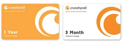 Crunchyroll Gift Card - crunchyroll forum crunchyroll membership gift cards now available on amazon