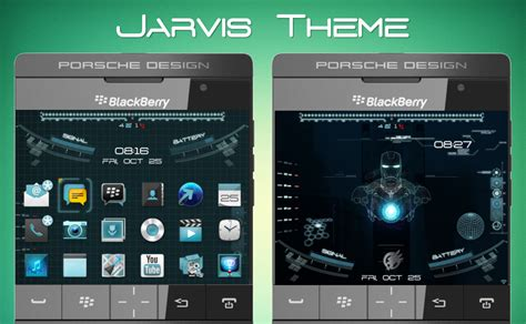 Link Themes Blackberry | os7 animated jarvis theme blackberry theme wallpapers