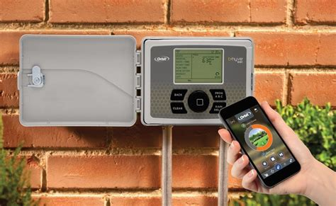 smart indooroutdoor  station wifi sprinkler system