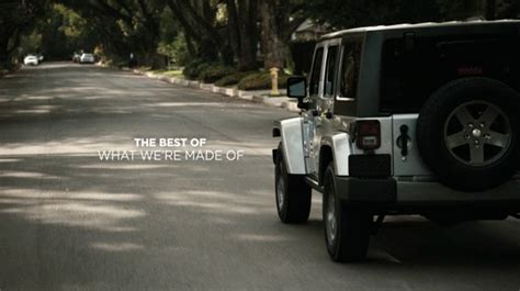 Superbowl Jeep Commercial Bowl 2013 Commercials By Ram Trucks And Jeep