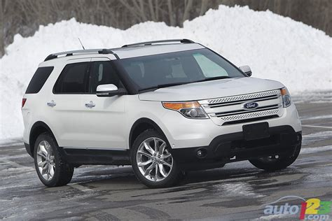 2011 ford explorer reviews list of car and truck pictures and auto123