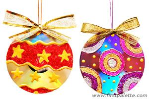 craft for christmas using old cds cd tree ornament craft crafts firstpalette