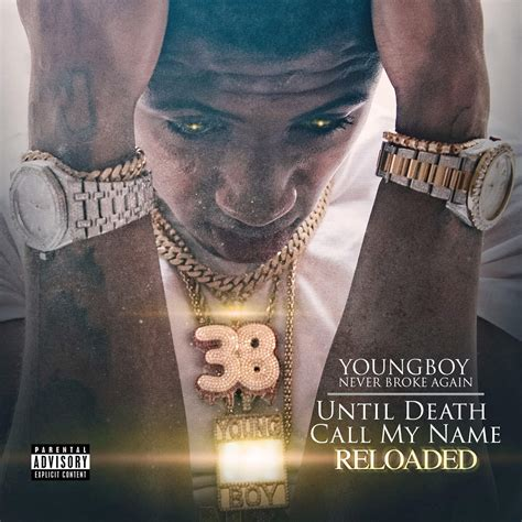 nba youngboy  death call   reloaded