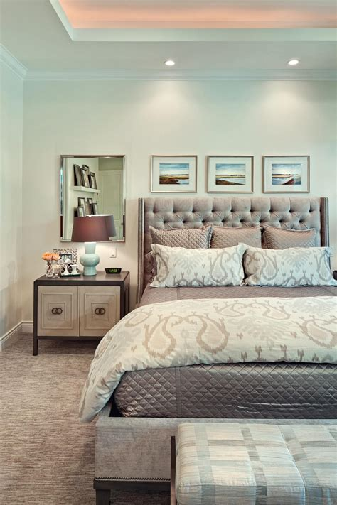 master bedroom art above bed vaulted ceilings a modern twist on classic architecture