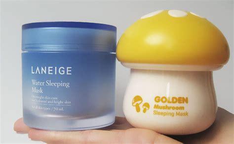 Laneige Water Sleeping i prefer tonymoly magic food golden sleeping mask
