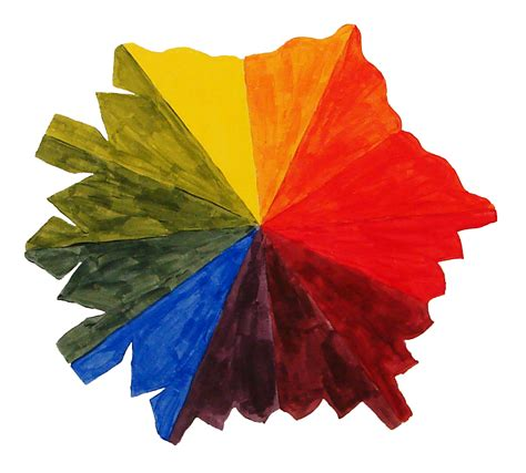 what color will be created by mixing 5 with 9 the smartteacher resource color mixing color wheel