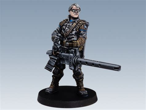 Bor Freder the forces of faith miniatures showcase tabletop encounters