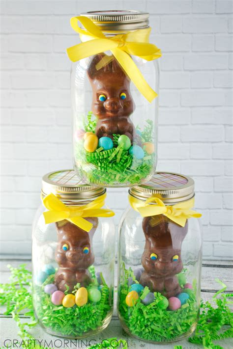 easter chocolate gifts 40 diy dollar store easter gift ideas simple made pretty