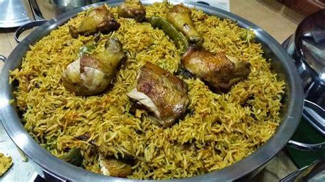 celah celah kehidupan resepi nasi arab kabsah