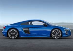new 2016 audi r8 e electric sports car is set for