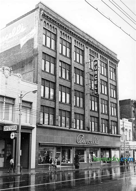 stores in ky purcell s department store 1967 kentucky photo archive