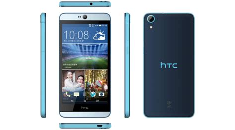Htc Desire 826 htc desire 826 nov茆 s hd displejem a androidem 5 0