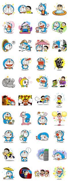 Boneka Dorami 1 画像 doraemon dorami by fujiko pro line me genre emoji