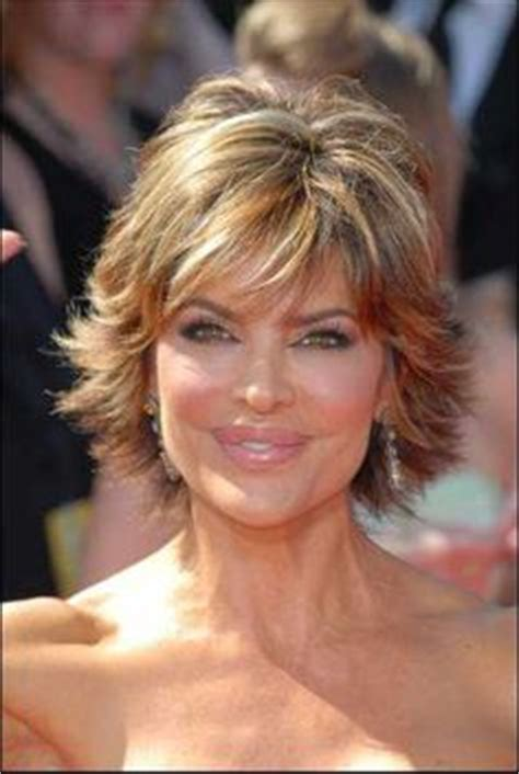 hair styles like lisa rena lisa rinna the mirror and wake up on pinterest