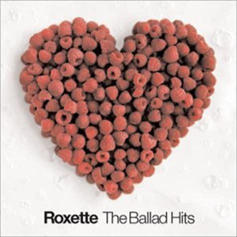 Cd Roxette The Ballad Hits 1 the ballad hits 2003 roxette albums lyricspond