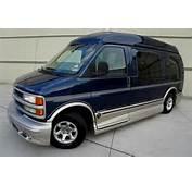 Chevrolet Express Explorer Conversion Van New Car Pictures