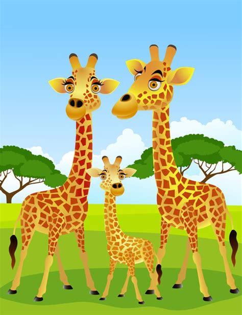 imagenes de amor de jirafas animadas exploraci 211 n y conocimiento del mundo los animales