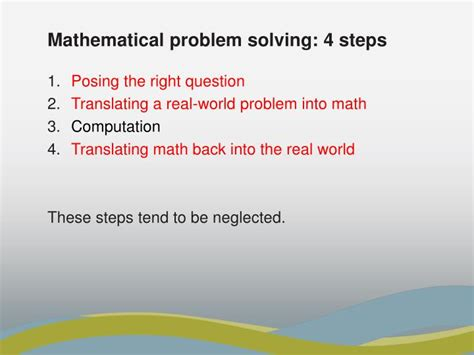 4 steps to solving your problem the only troubleshooting resource you will need books ppt teaching problem solving powerpoint presentation