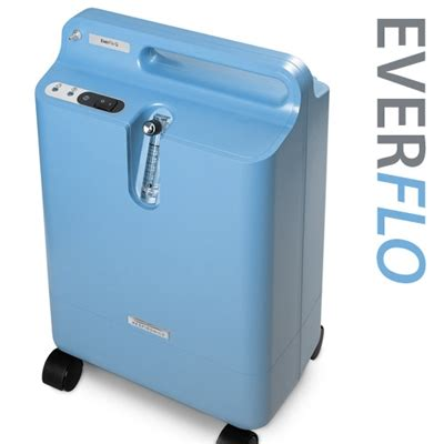 philips respironics everflo oxygen concentrator home