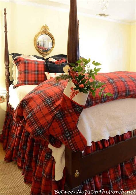 christmas bedding holiday bedding 1000 images about tartan christmas on pinterest tartan
