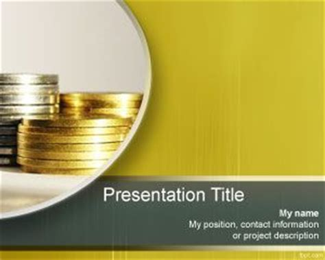 Free Coins Powerpoint Template Powerpoint Challenge Coin Template