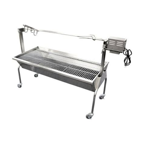 Grille De Barbecue 3177 by Bbq Mechoui 4 X1 5 Stainless Steel Celefete