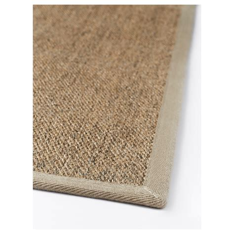 ikea rungs osted rug flatwoven natural 80x140 cm ikea