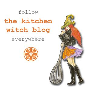 home the kitchen witch