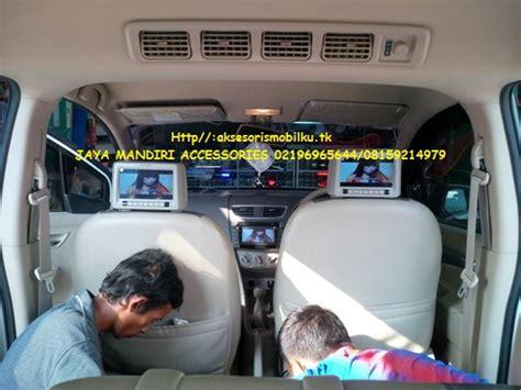Cover Mobil Xpander Grand Livina Mobilio Terios Innova Kijang Lxg tv dvd lcd dvd monotor jm jaya mandiri aksesoris