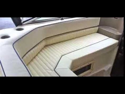 boat cushions for boat seat cushions youtube