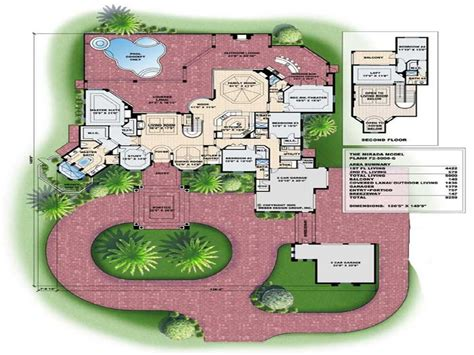 mediterranean house plans with courtyard mediterranean house plans with courtyards mediterranean