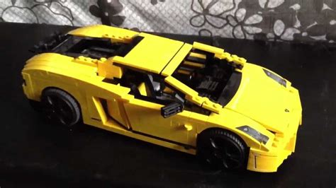 How To Get A At Lamborghini Lego Lamborghini Gallardo Superleggera