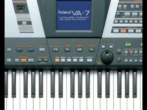 Keyboard Roland Va 76 roland va 76 saxophone