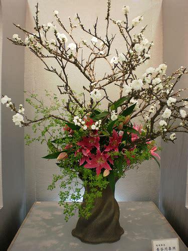Arranging Roses In Vase Japanese Flower Arrangement 20 Ikebana いけばな Flickr