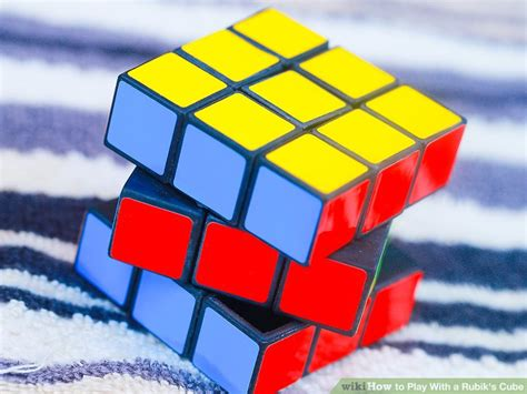 cuadro de rubik how to play with a rubik s cube 14 steps with pictures