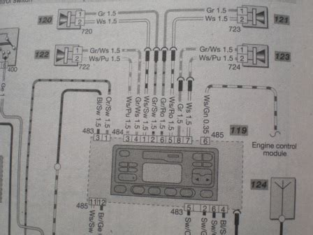 ford wiring diagram mk4 wiring diagram with