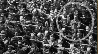 Is Diana Krall Blind Holocaust Rememberance Images August Landmesser Shipyard