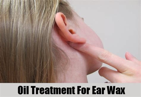 top 5 home remedies for ear wax treatments and