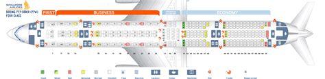 singapore airlines 777 300er seating plan seat map boeing 777 300 quot singapore airlines quot best seats