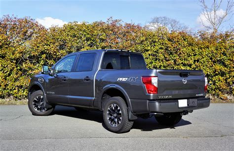 2017 Nissan Titan Crew Cab Pro 4x The Car Magazine